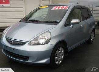 2005 Honda Fit /Jazz