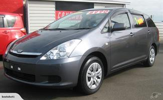 2004 Toyota Wish 7 Seater